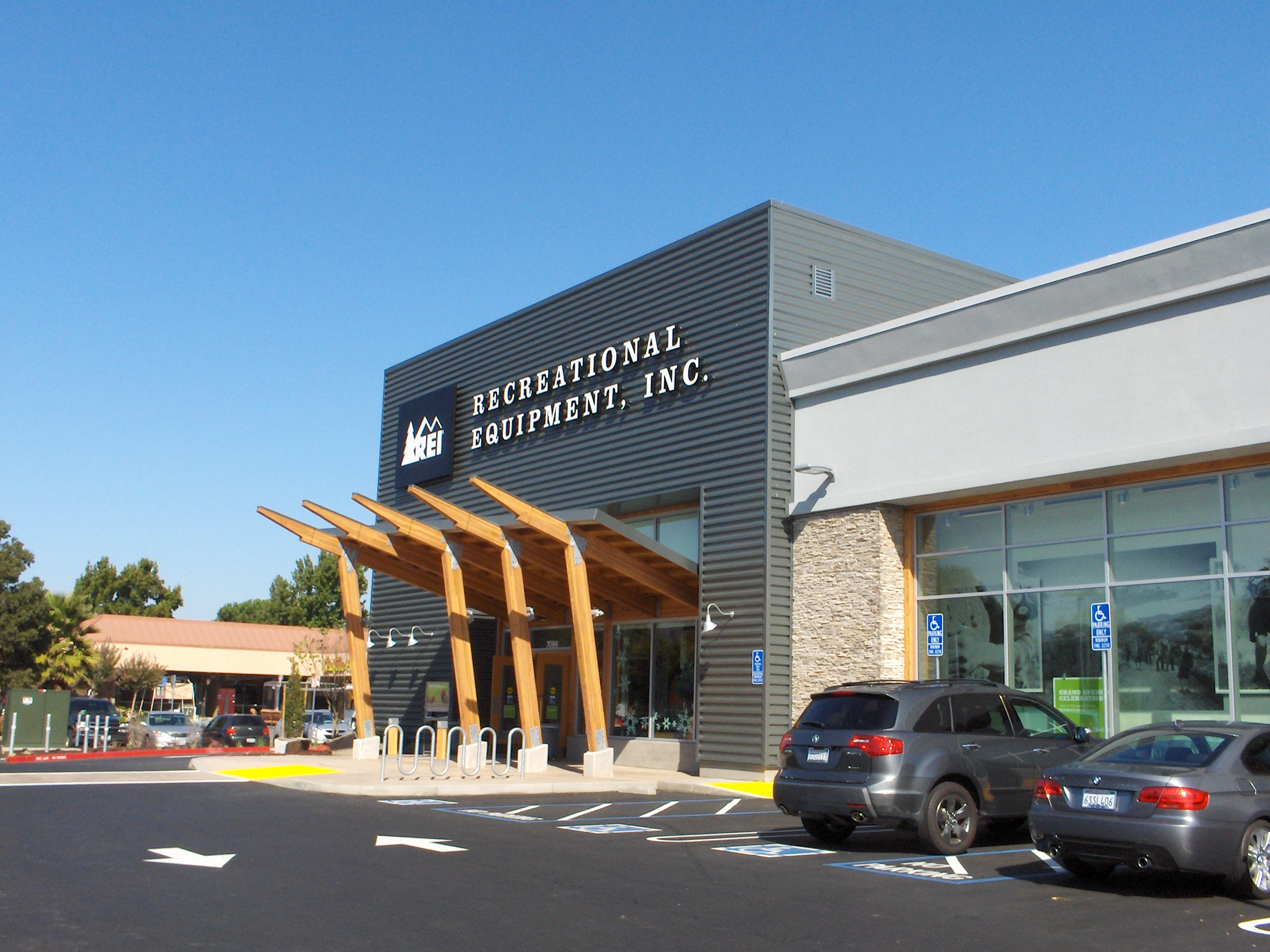 Why REI is embracing