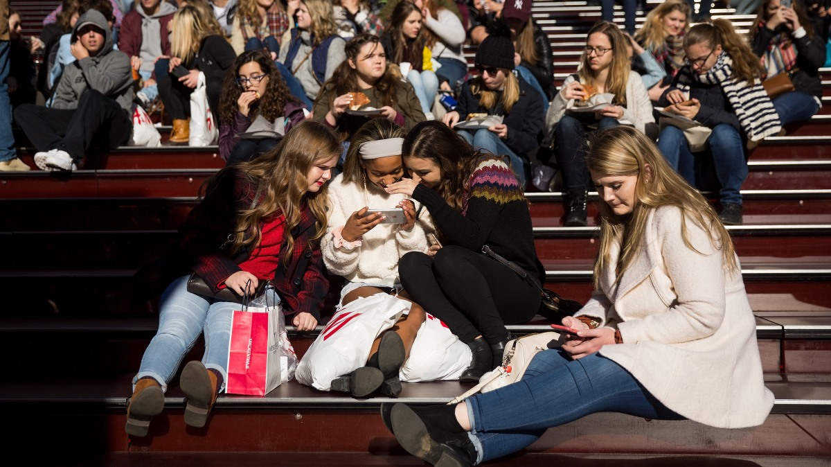 Teens on screens might be a good thing