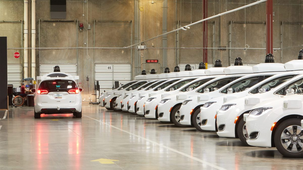 Why Waymo is sharing some of its self-driving car data
