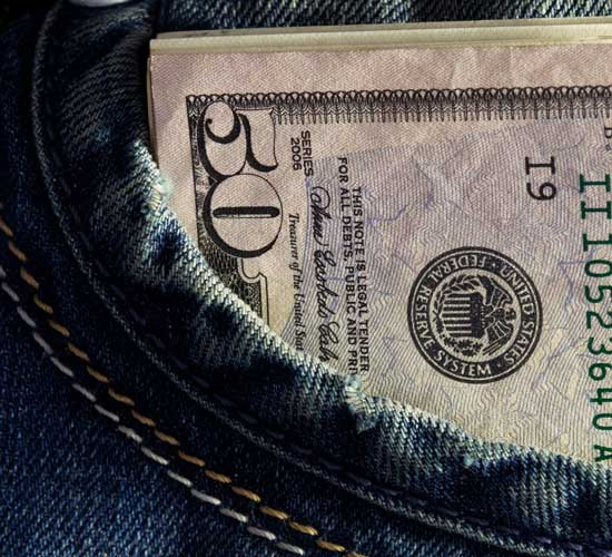 Guaranteed basic income is taking hold