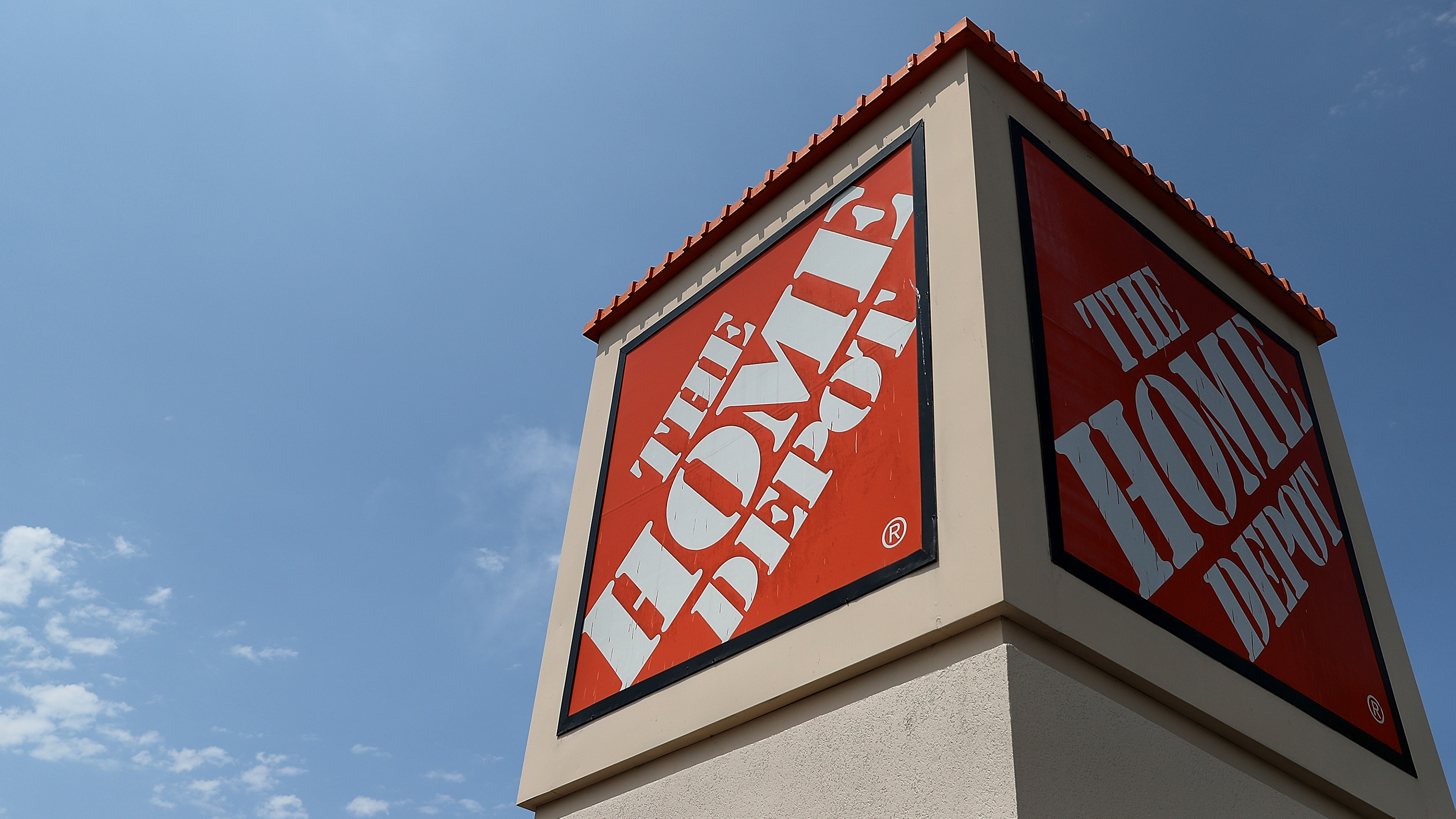 Home Depot Reports Earnings This Week Marketplace