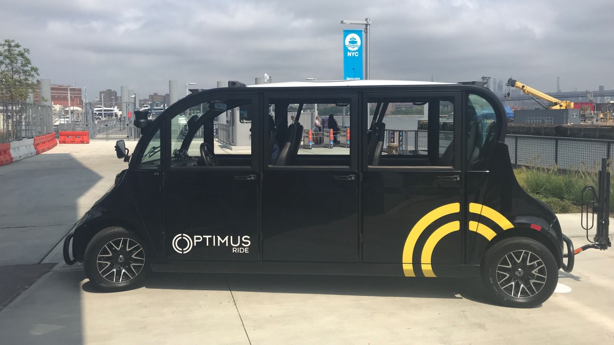 Before driverless cars come driverless office park shuttles?