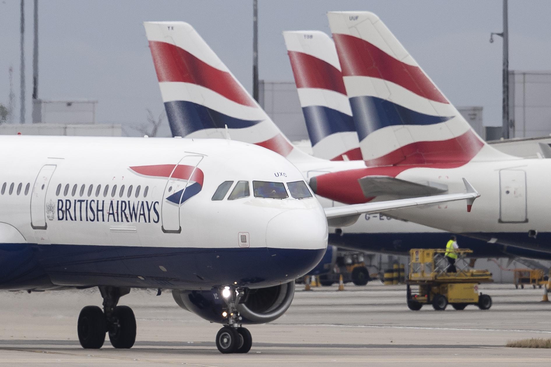 Pilot strike grounds British Airways passengers - Marketplace