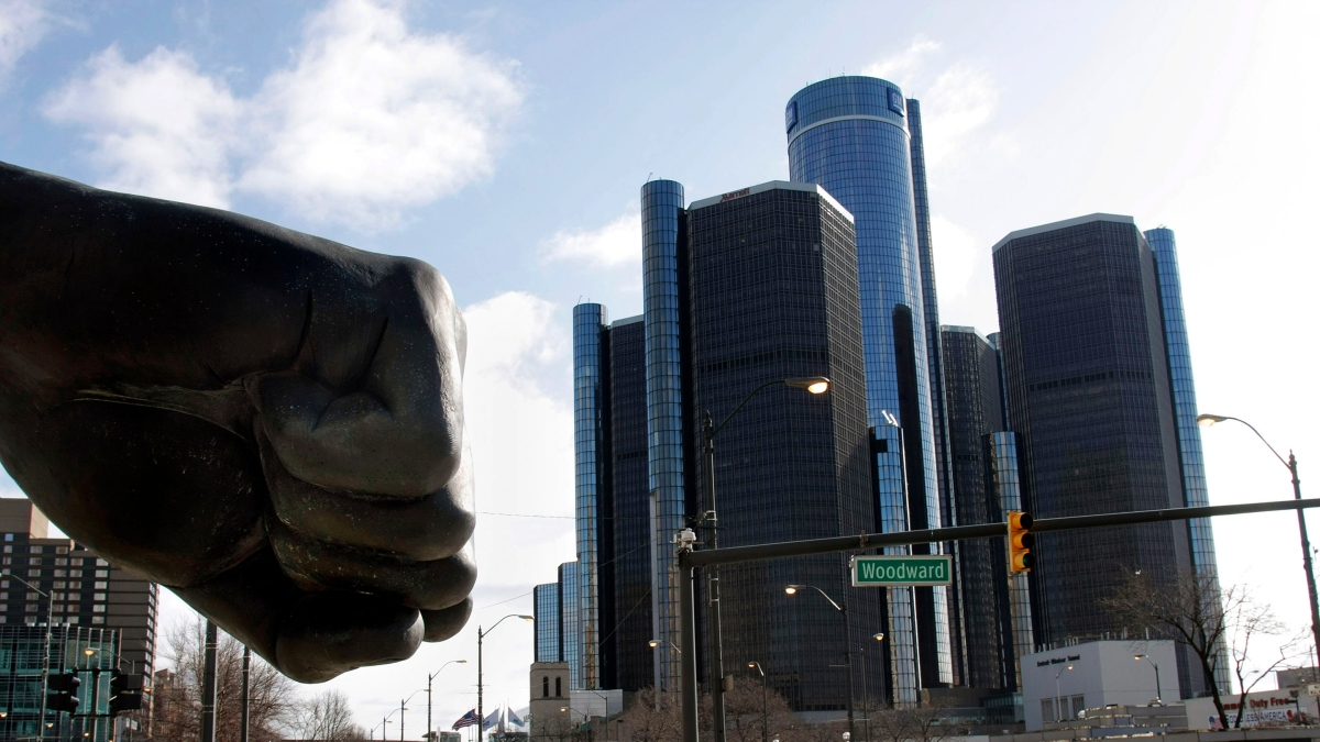 Detroit, job city