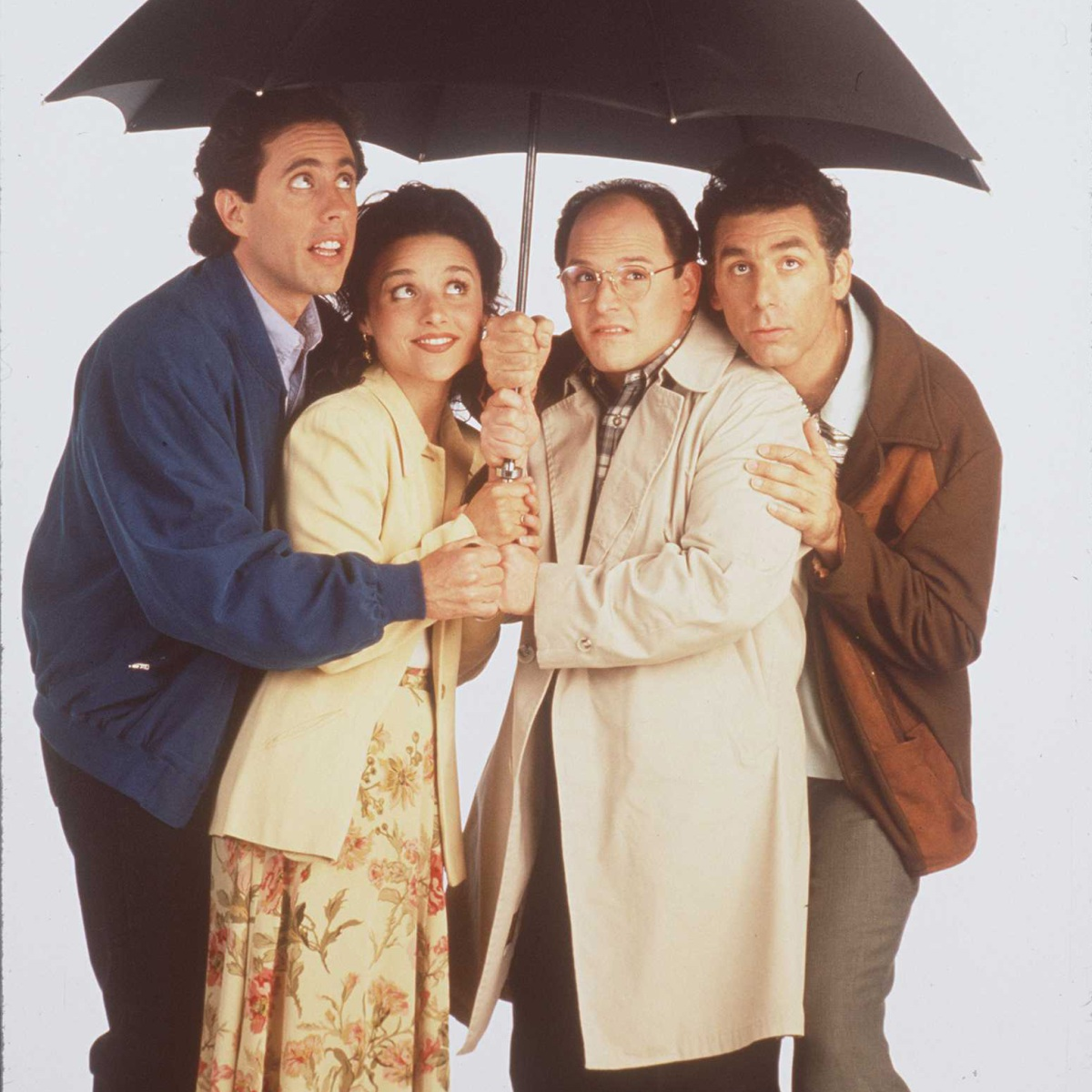 "What is the DEAL with all these old episodes of ""Seinfeld""?"