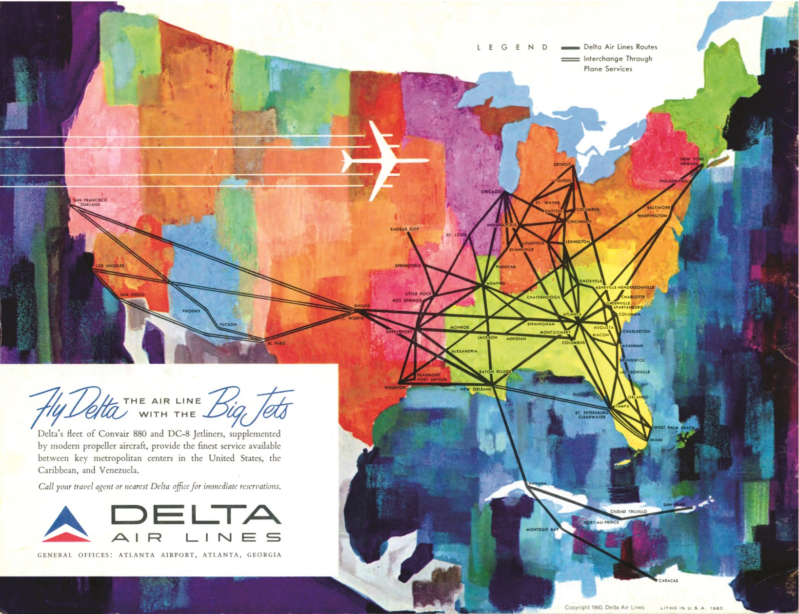 The art of the airline map - Marketplace