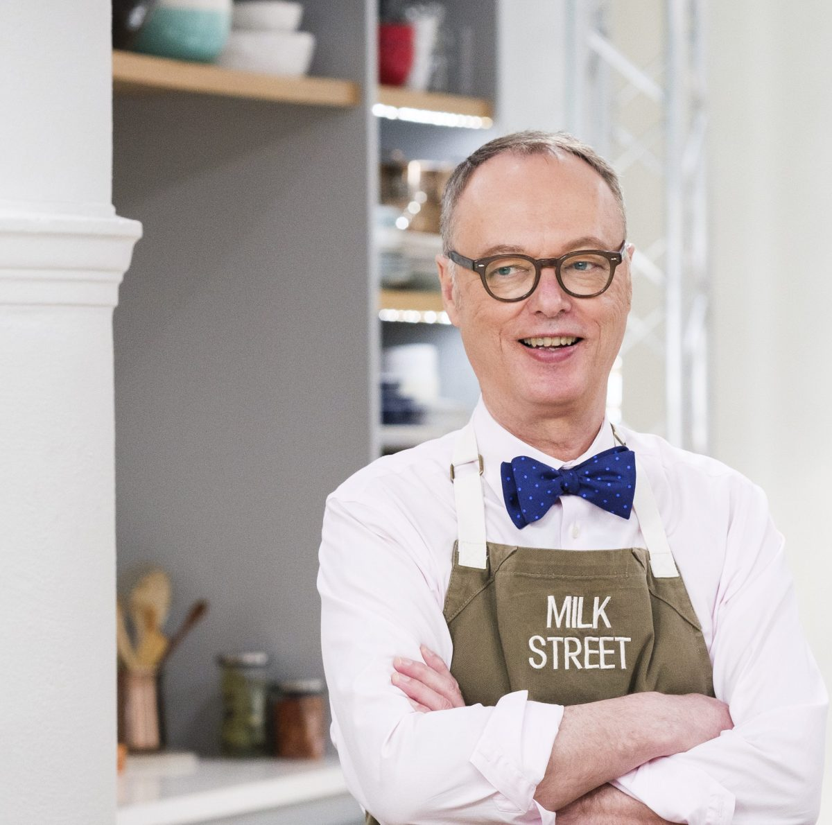 Christopher Kimball on running a new business and ditching the old rules on cooking