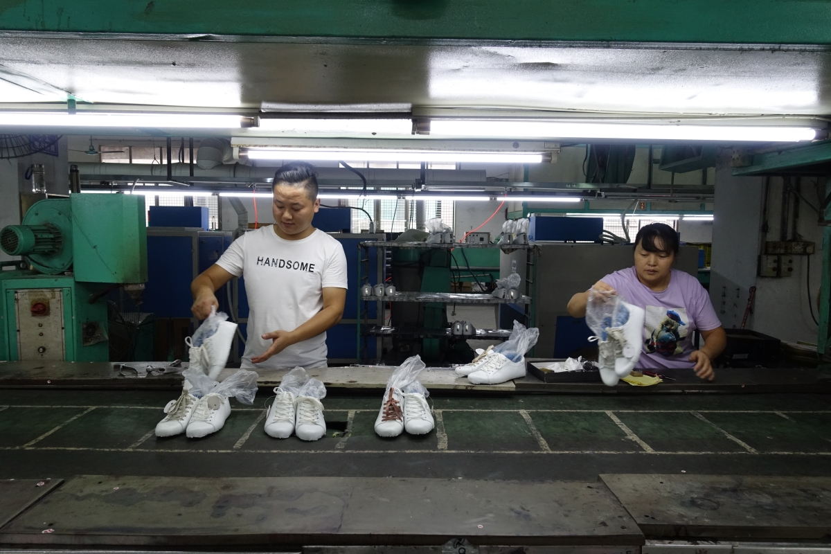 The Chinese manufacturers behind U.S. shoe brands