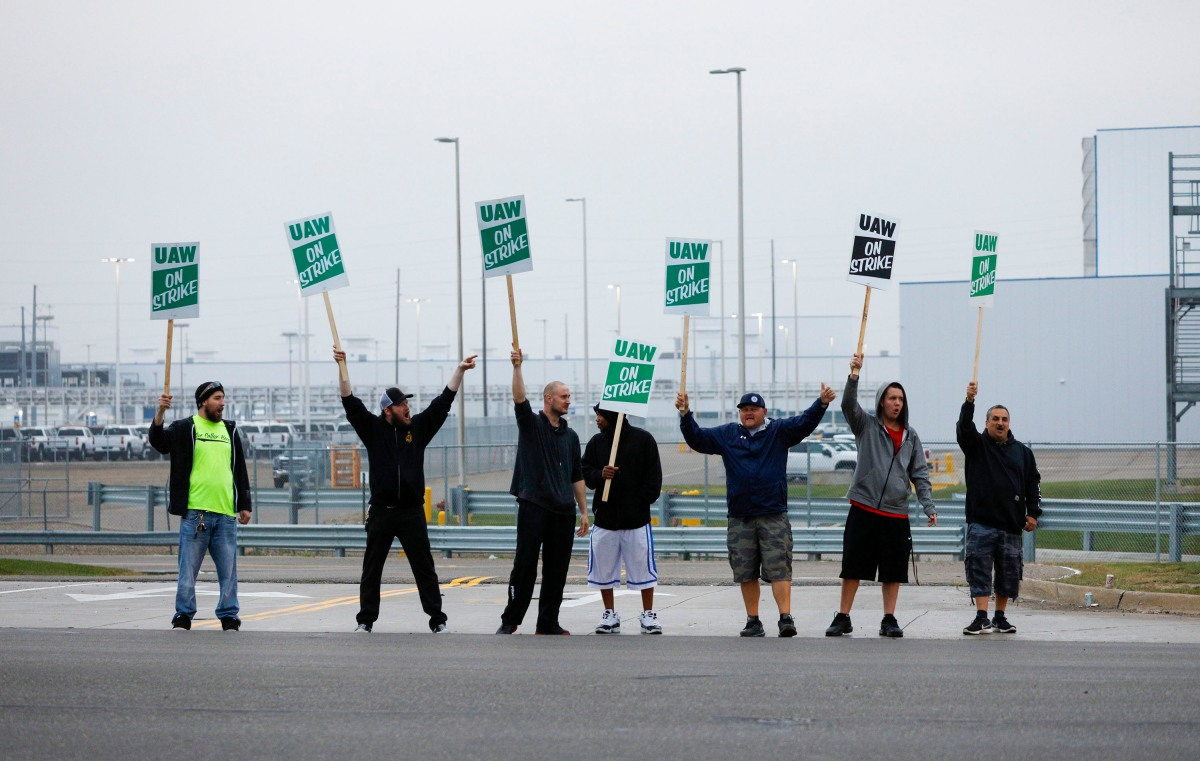 The GM strike could be almost over