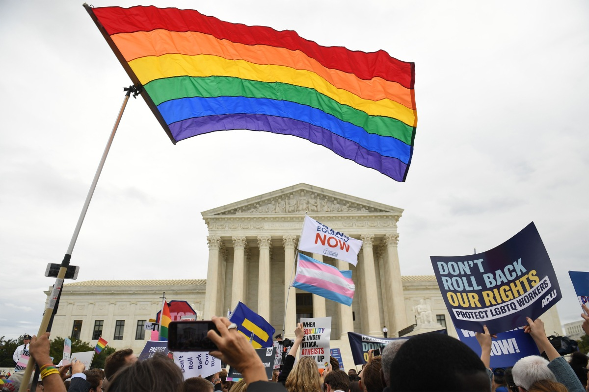 Supreme Court considers LGBTQ rights in the workplace