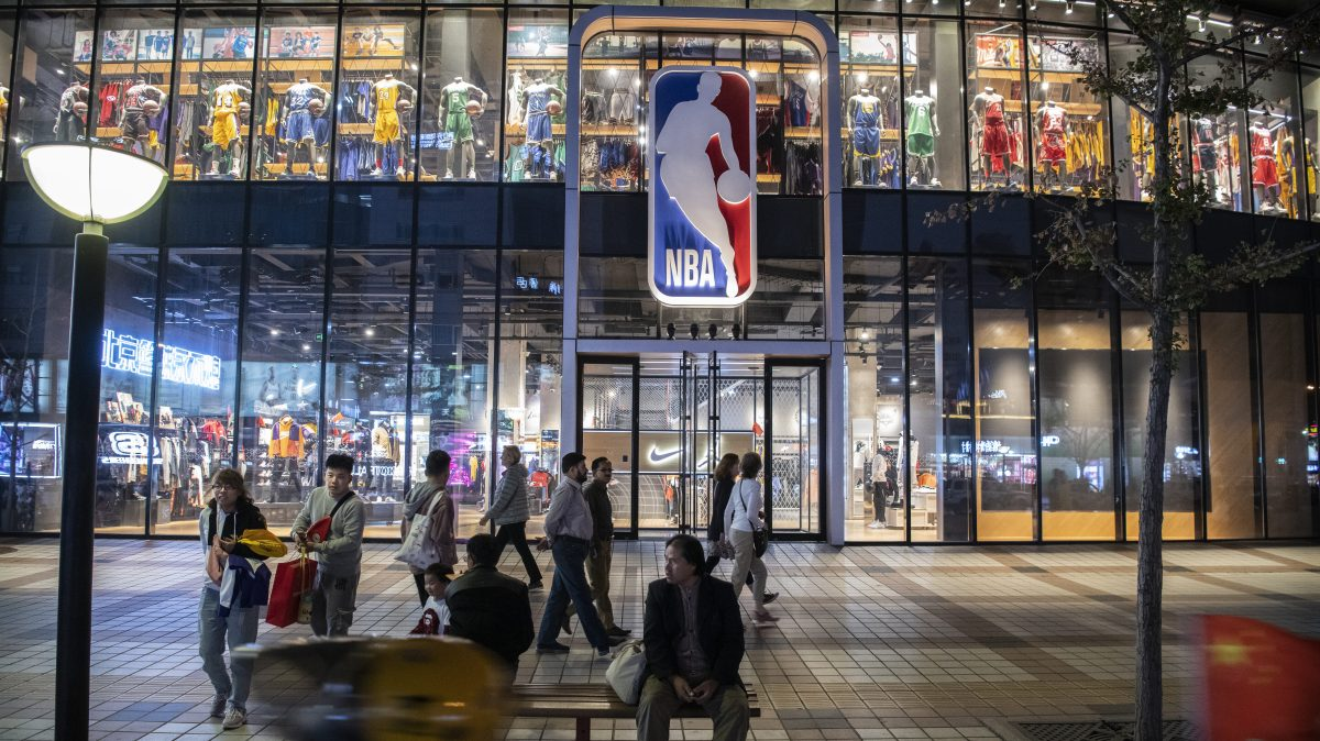 In the NBA vs. China battle, business could suffer