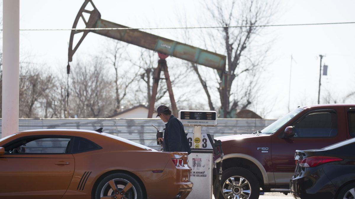 What's behind the price of gasoline?