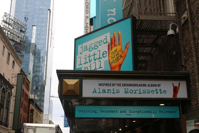"Eva Price's latest show, ""Jagged Little Pill"" opens on at the Broadhurst theater next month."