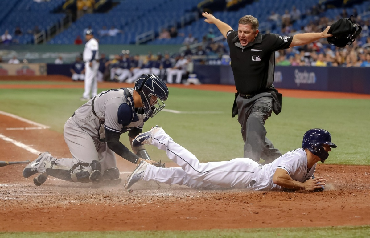 Can an app make the call on baseball umpires?