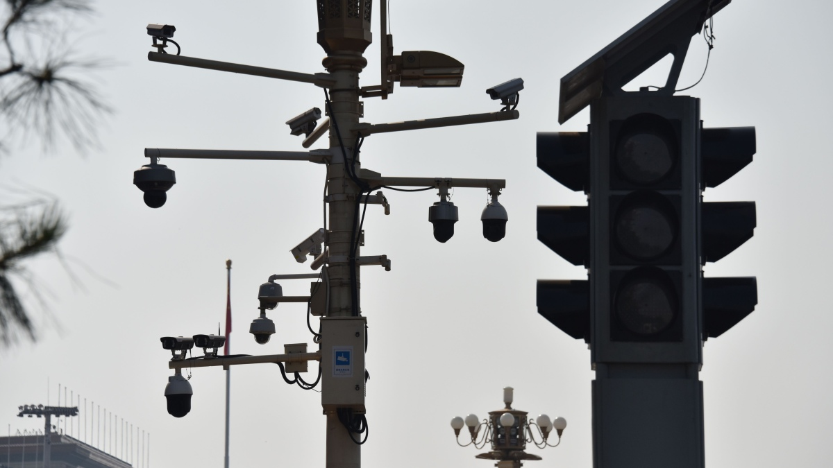 The big business of China's surveillance tech