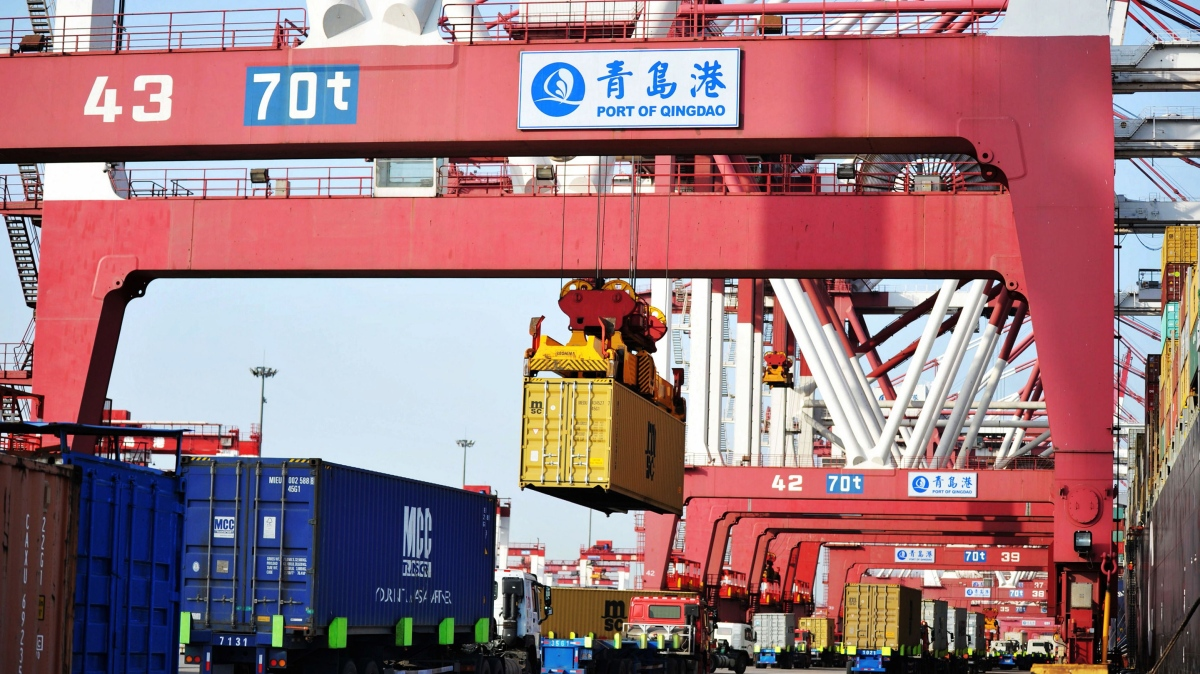 China's GDP growth expected to be slowest in decades