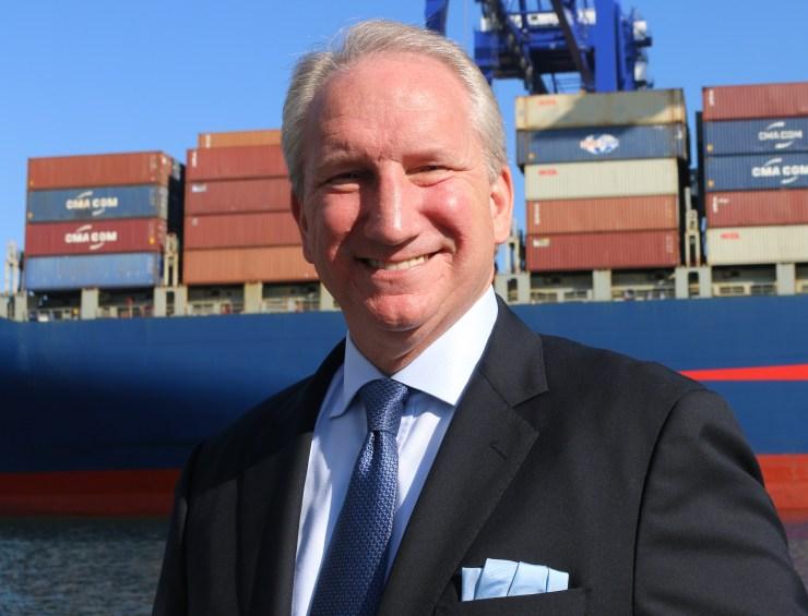 Gene Seroka, Executive Director of the Port of Los Angeles.