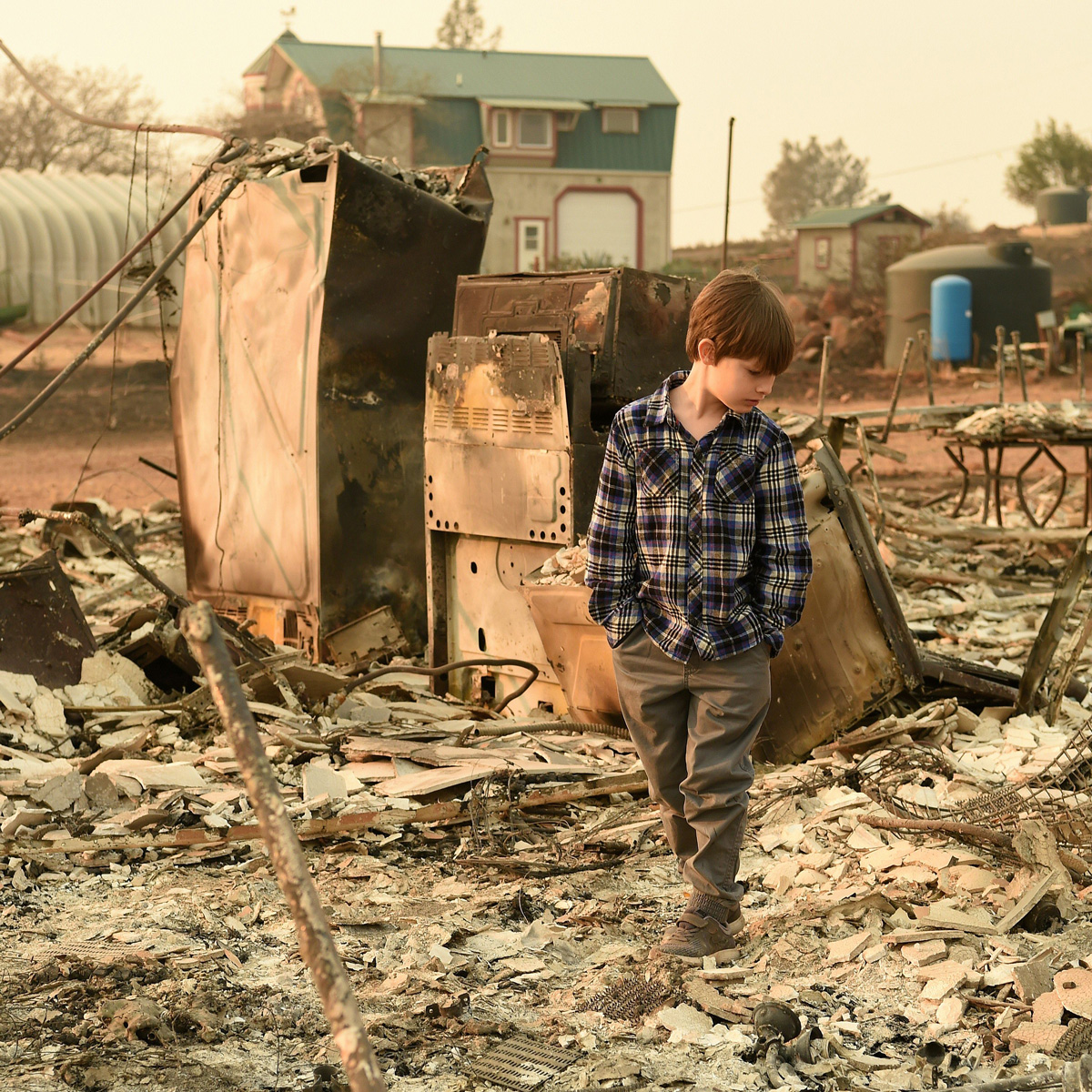A year after the Camp Fire, life is still on hold