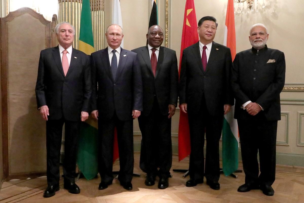 Are the BRICS still relevant?