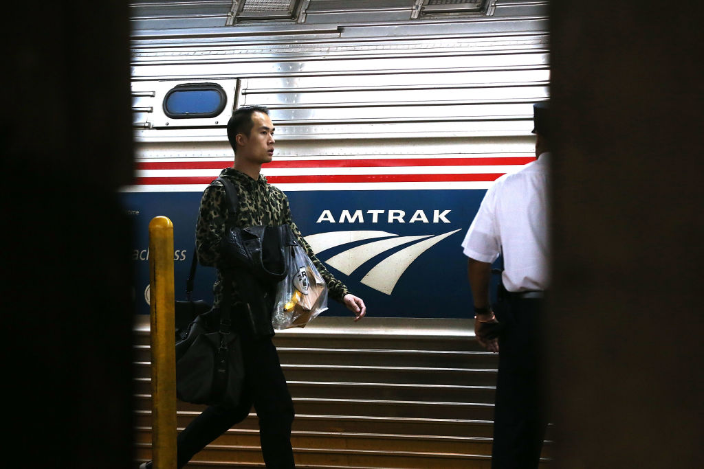 Amtrak says it had its best year in company history