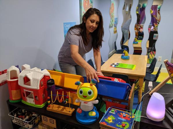 In search of child care solutions, startups turn to home ... on