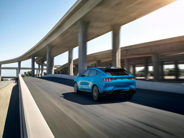 Worthington Ford Anchorage >> Ford Unveils Mustang Mach E Electric Suv Marketplace