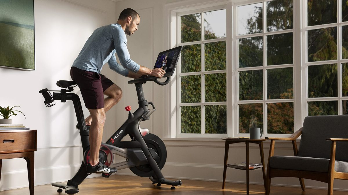 Why Peloton users might give the company a competitive edge