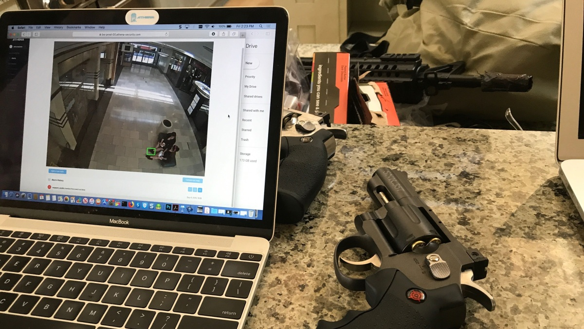 Can artificial intelligence identify guns fast enough to stop violence?