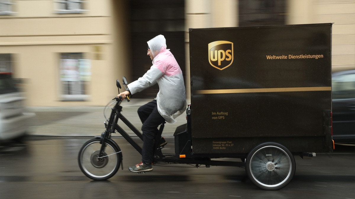 Cities are piloting e-bike programs in a bid to reduce delivery truck traffic