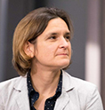 Esther Duflo and two colleagues won a Nobel Prize in economics.