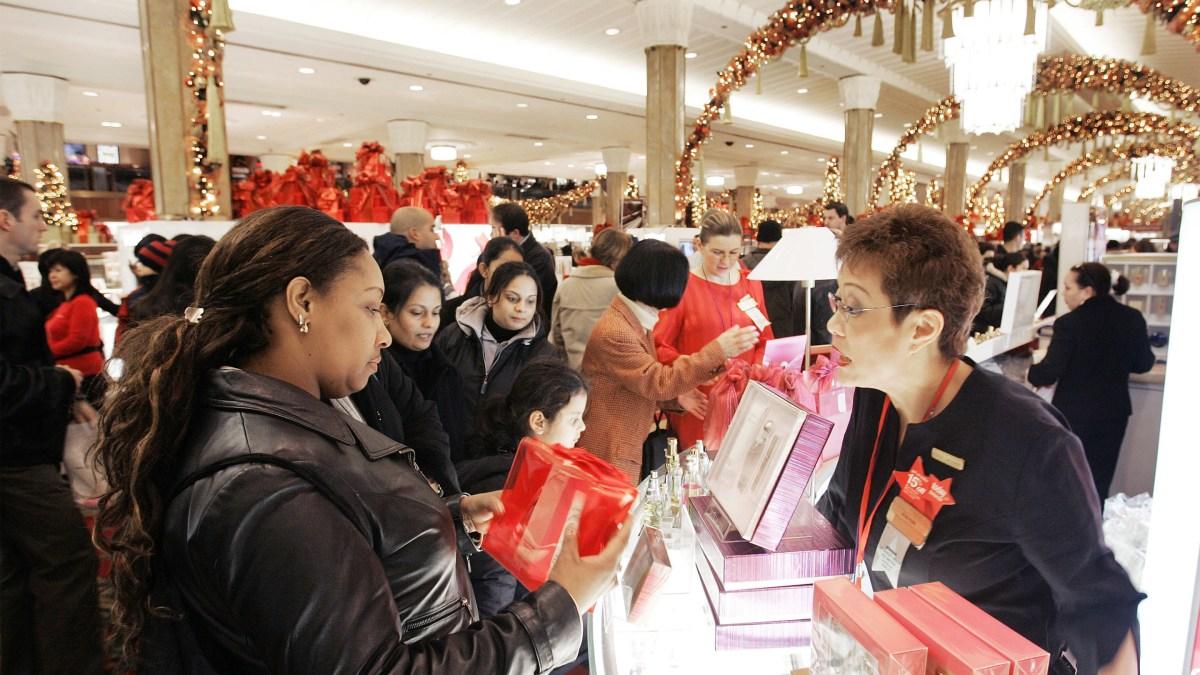 Holiday hiring is up despite economic uncertainties