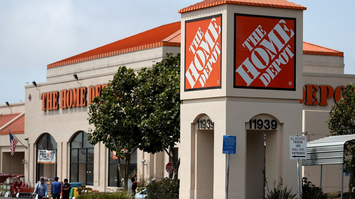 Home Depot stock sinks after it cuts 2019 forecast