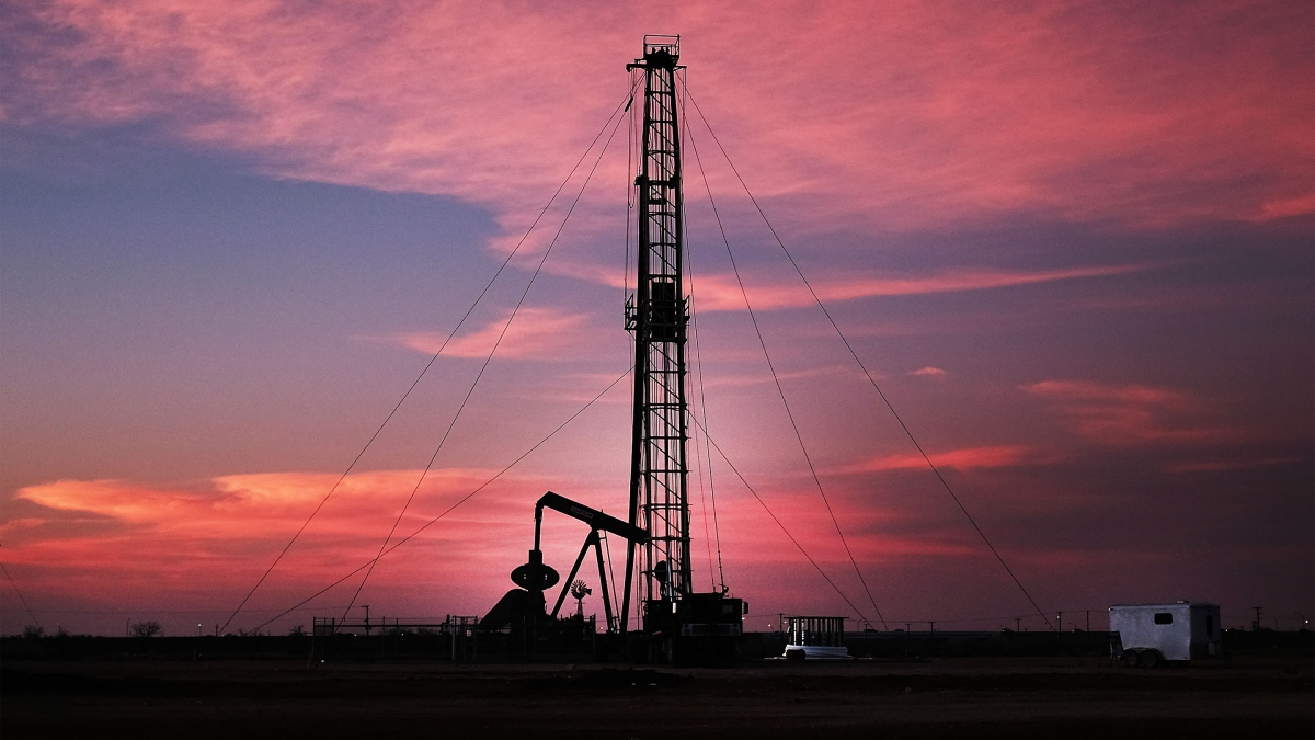 Midland, Texas, had fastest growth in pay last year
