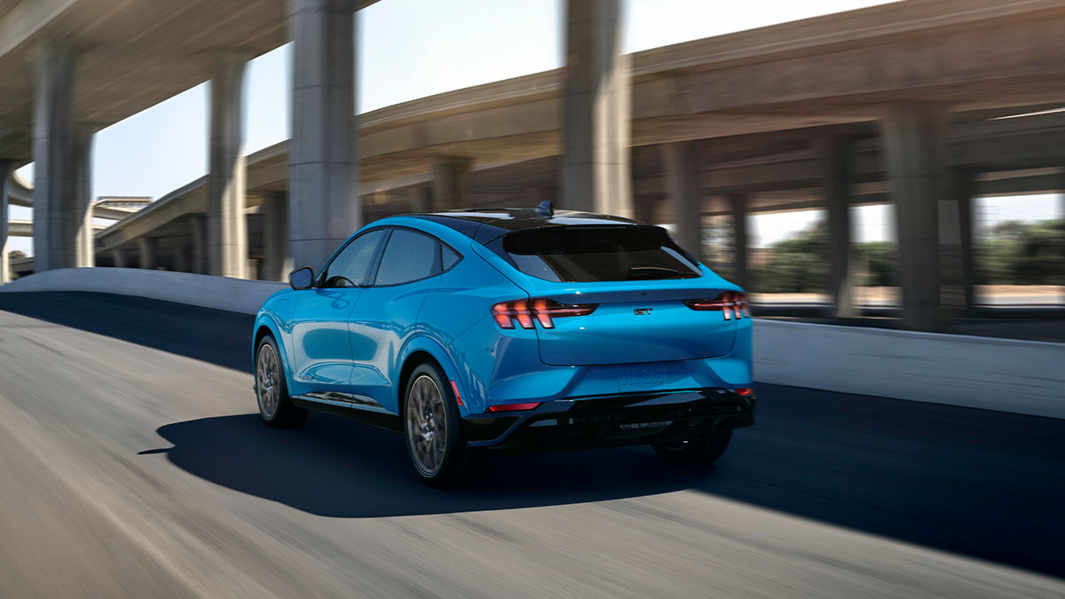Ford's new Mustang Mach-E electric SUV is CEO Jim Hackett's big bet on the future