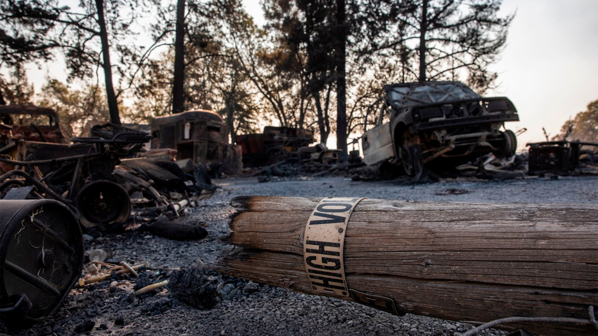 PG&E due in bankruptcy court