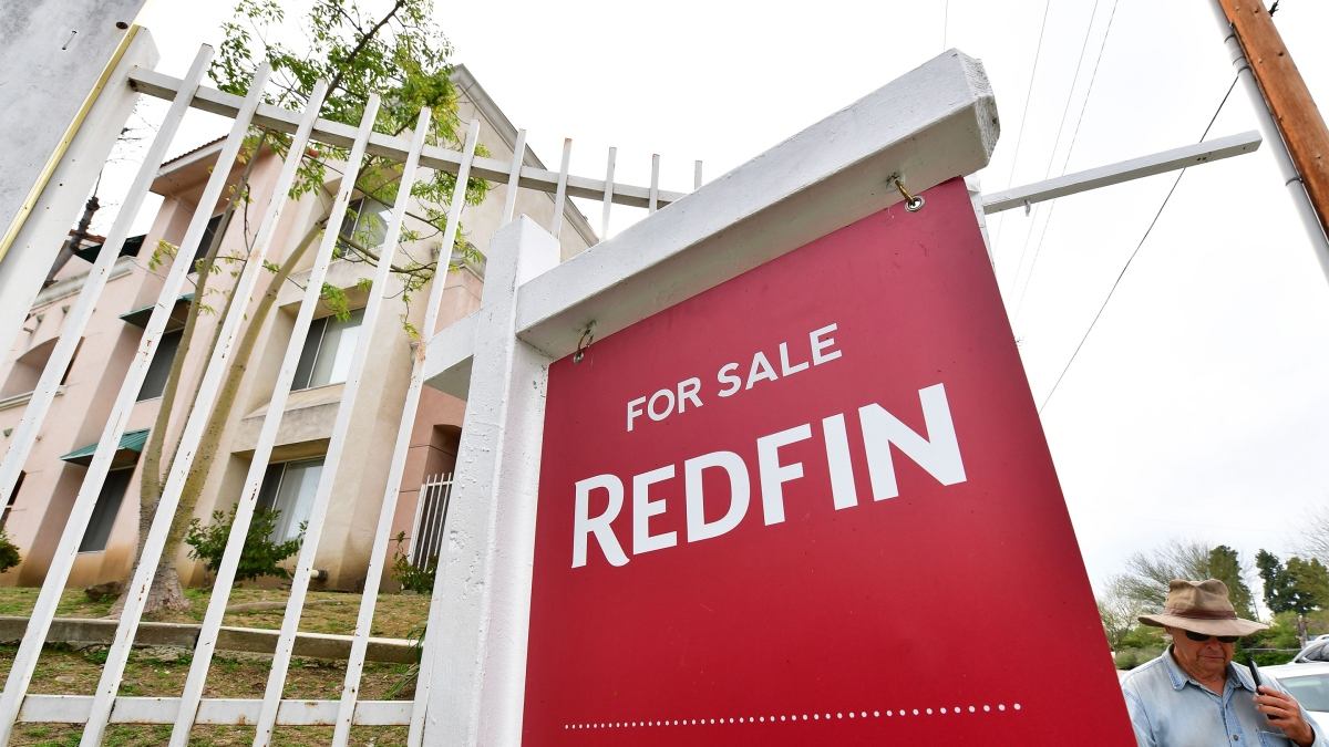 Demand for homes has been hampered by short supply