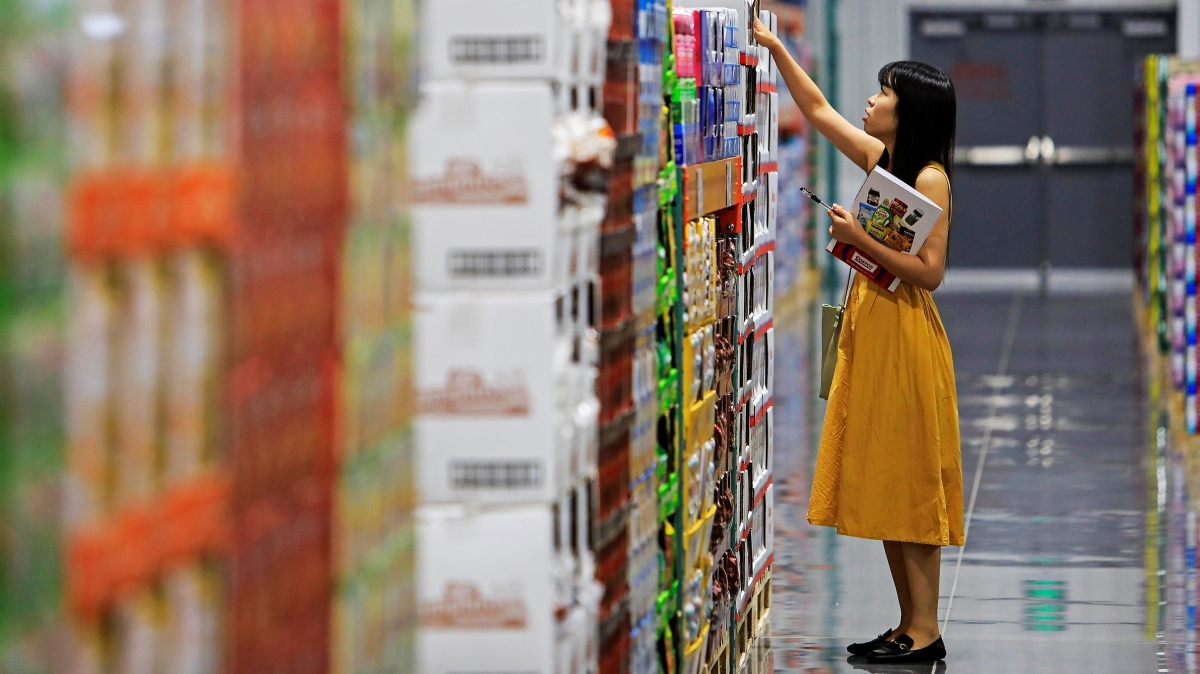 Costco stock sees remarkable growth. What's behind that?