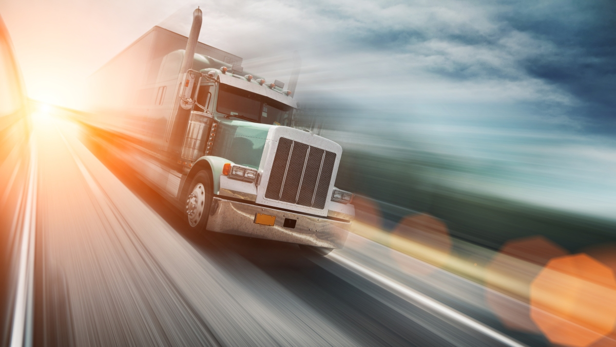 What happens when your trucking company goes bankrupt mid-delivery?
