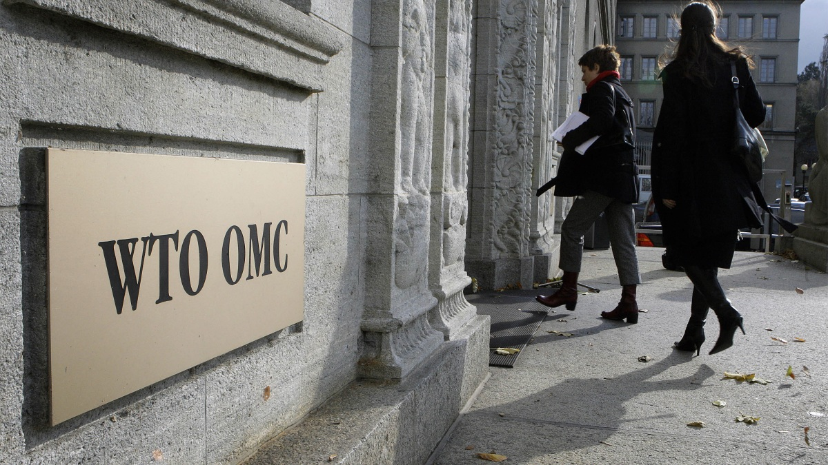 The top body at the WTO is about to stop functioning