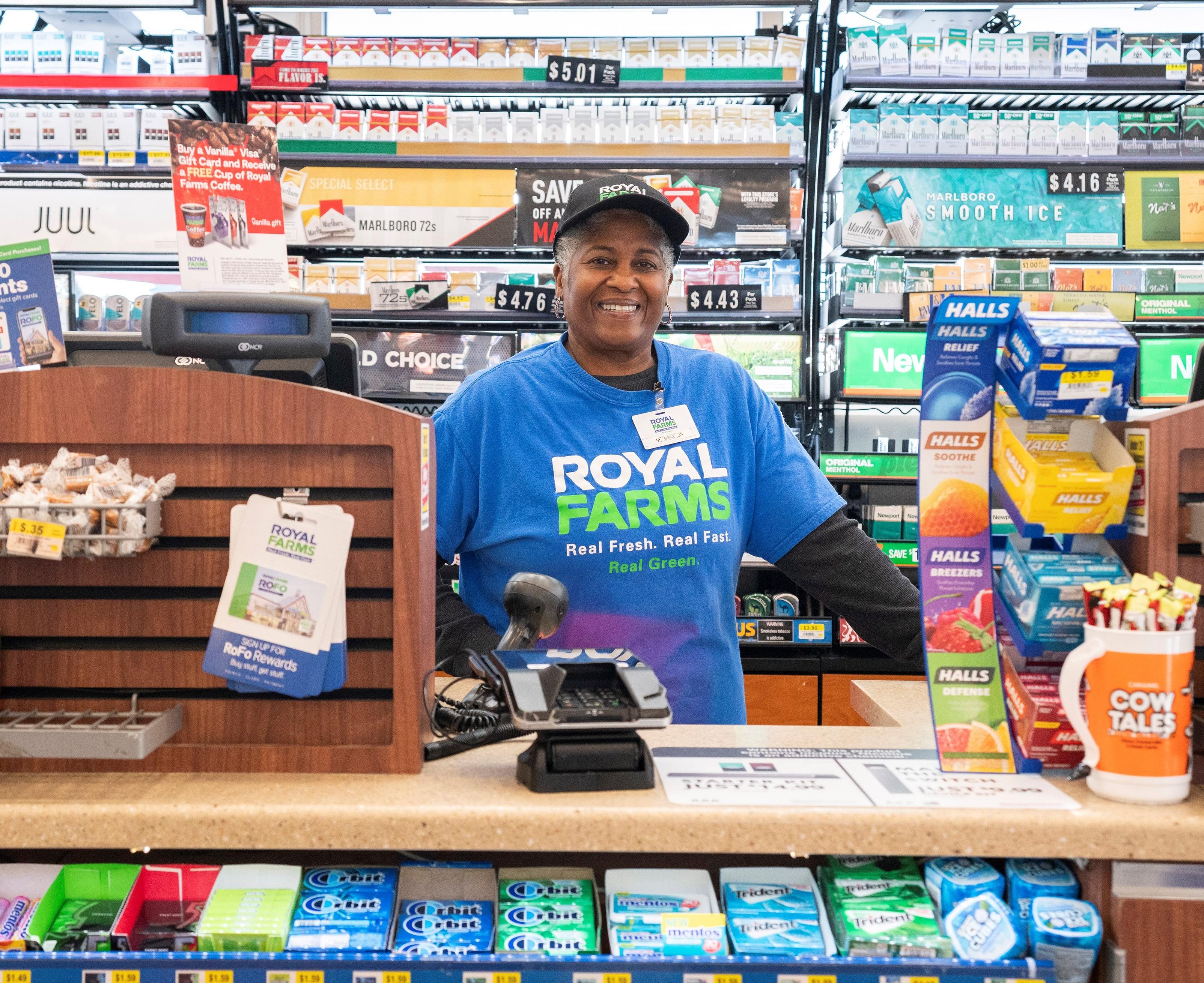 Meet Gaile, 70, convenience store cashier - Marketplace