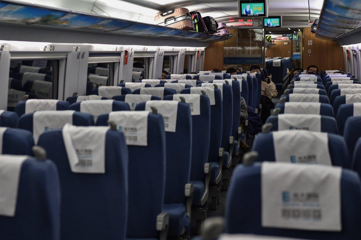China transport and trade hub on coronavirus lockdown