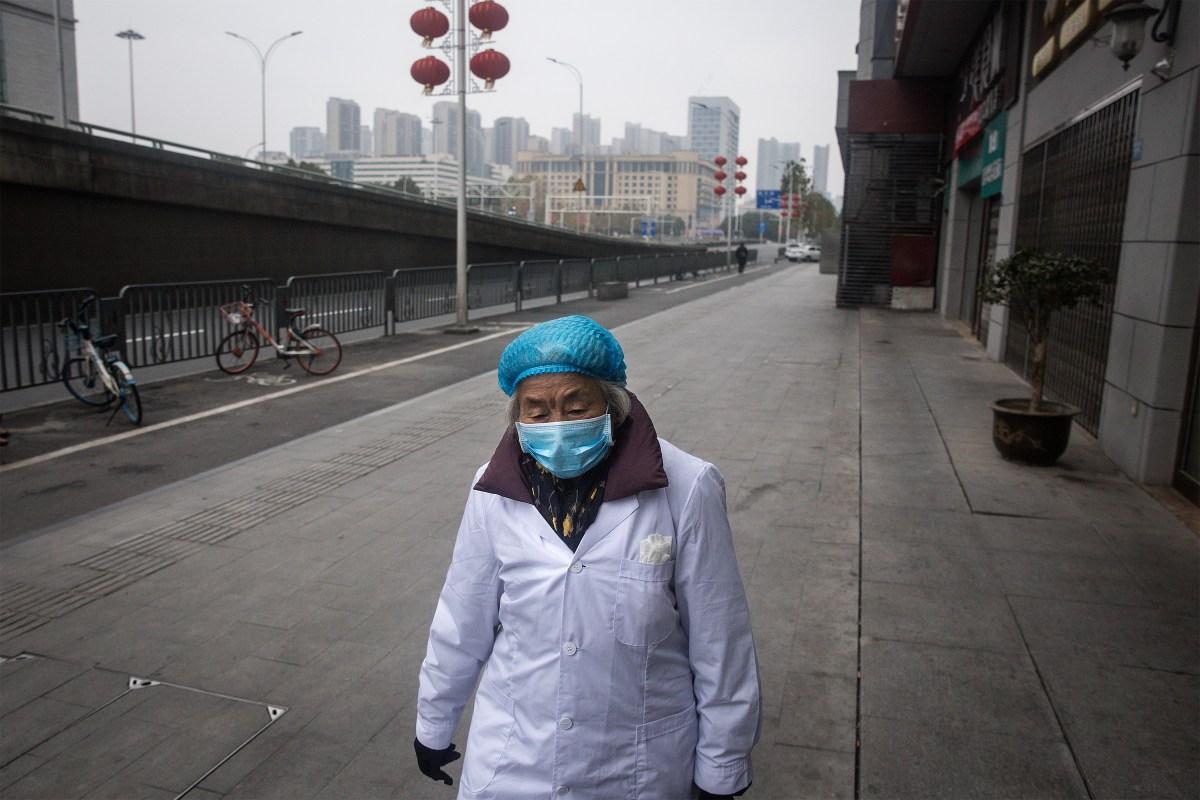 Chinese economy on lockdown