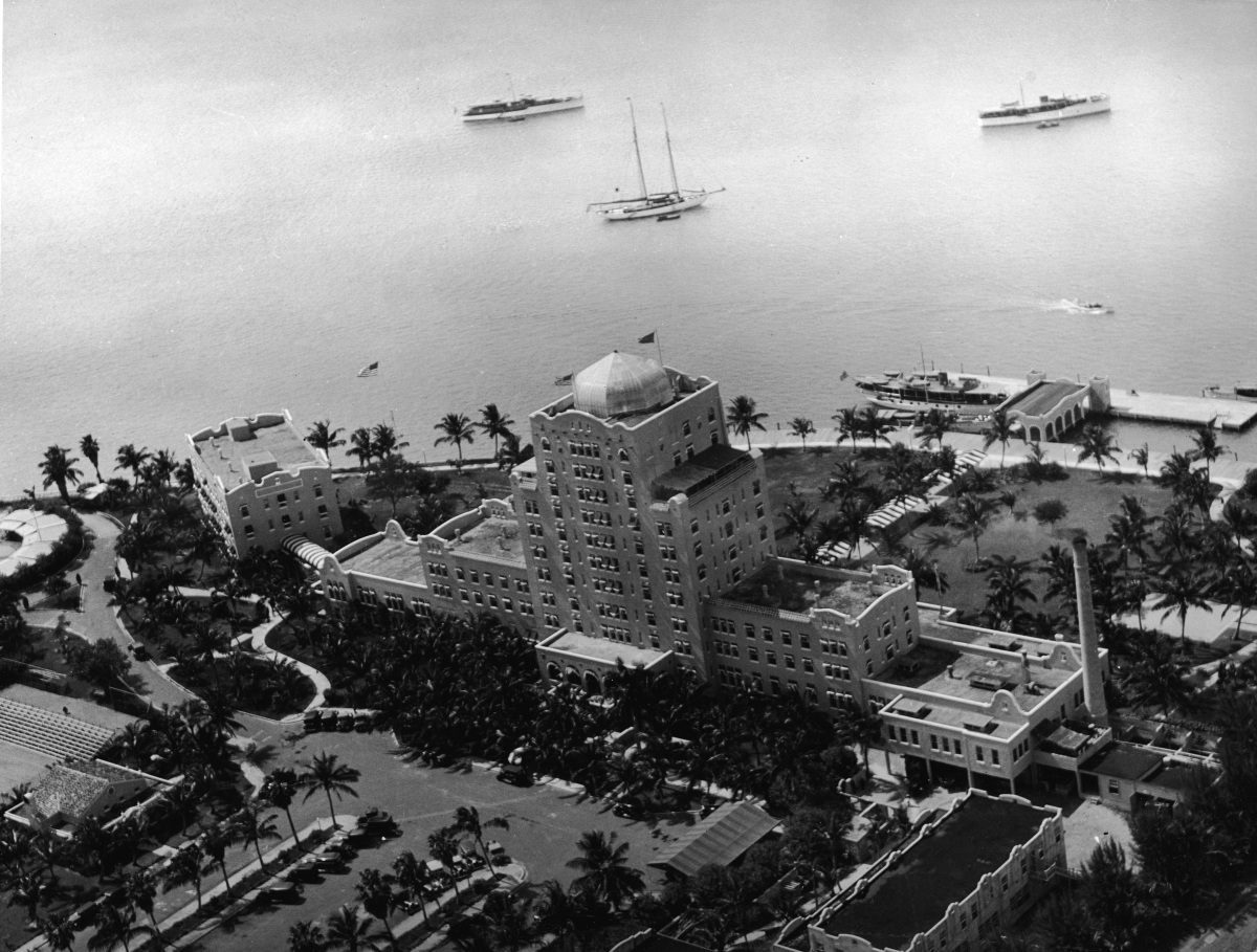 What if Florida caused the Great Depression?