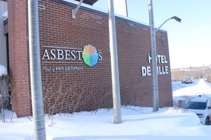 The Canadian town of Asbestos is in the middle of a rebrand