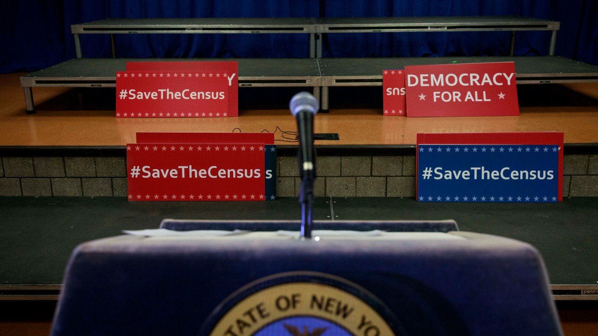 Can we count on tech to protect the online 2020 Census?