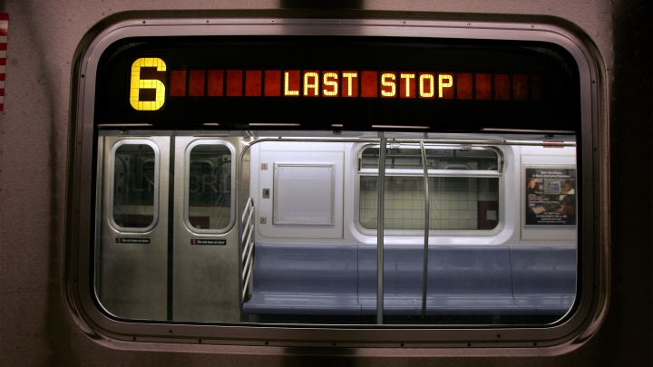 The boss of NYC's subways is departing. How'd he fare?