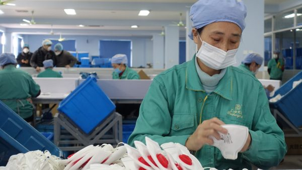 China Back To Work Not Back To Normal Marketplace