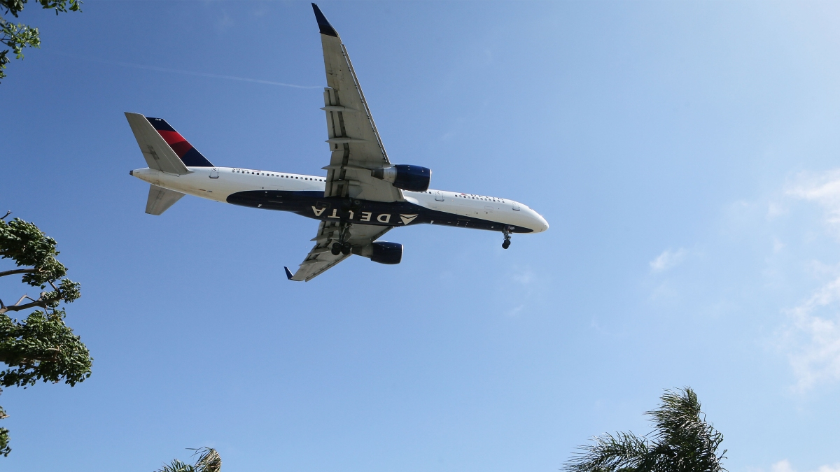 Delta wants to be the first carbon neutral global airline - Marketplace