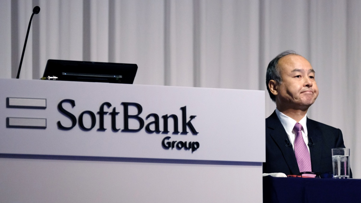 SoftBank in Silicon Valley reallllly disrupts the scene - Marketplace