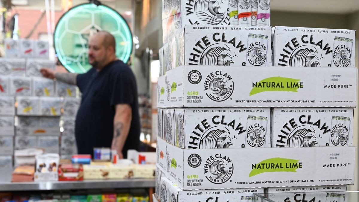 Hard seltzer explosion continues to bubble - Marketplace